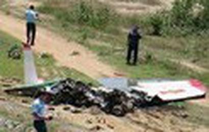 Truy thăng quân hàm trước thời hạn 2 phi công hy sinh vụ máy bay rơi ở Khánh Hòa