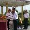 Bộ Tư lệnh Vùng 3 Hải quân thăm chúc Tết trên đảo Lý Sơn